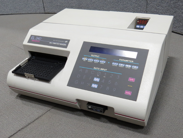 BioTek EL340 Kinetic Plate Reader