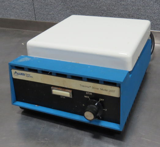 Allied Fisher Scientific Thermic Stirrer Model 220T