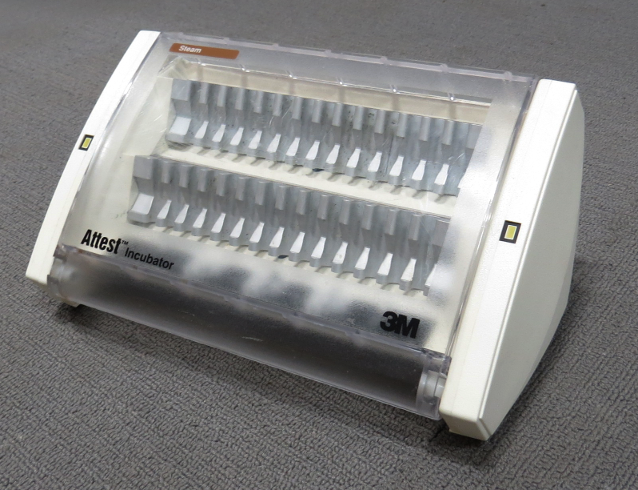 3M 126 Attest Steam Incubator
