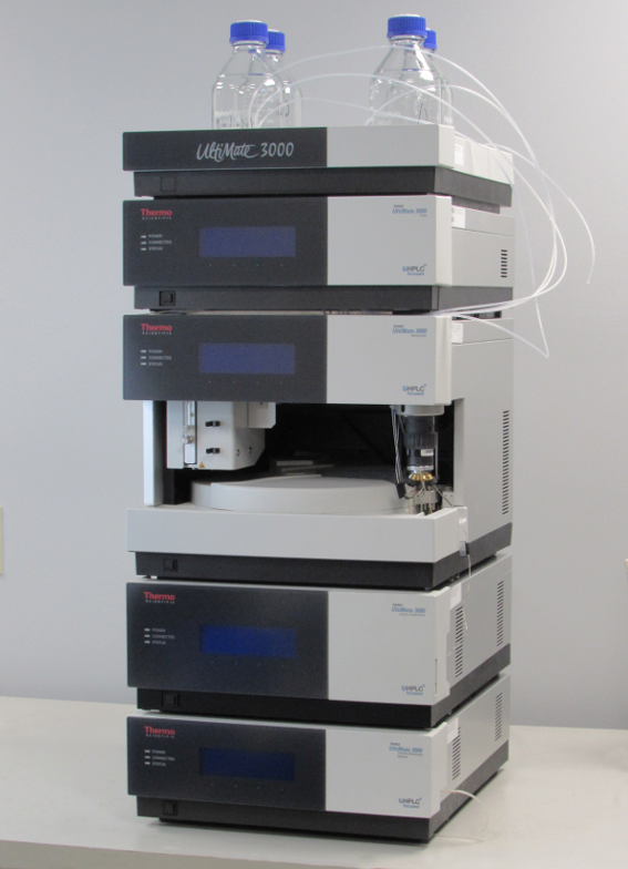 Chromatography Thermo Scientific Dionex Ultimate 3000