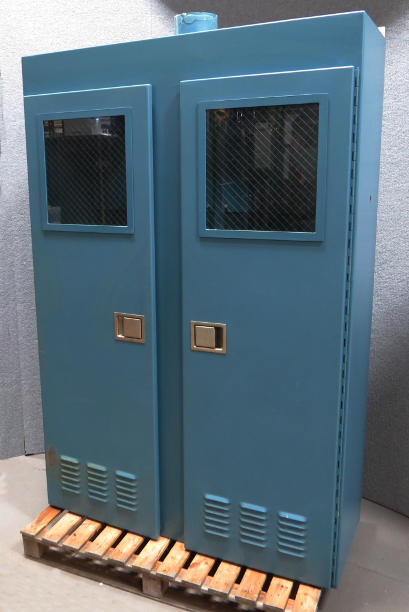Gas Canister Vented Safety Cabinet
