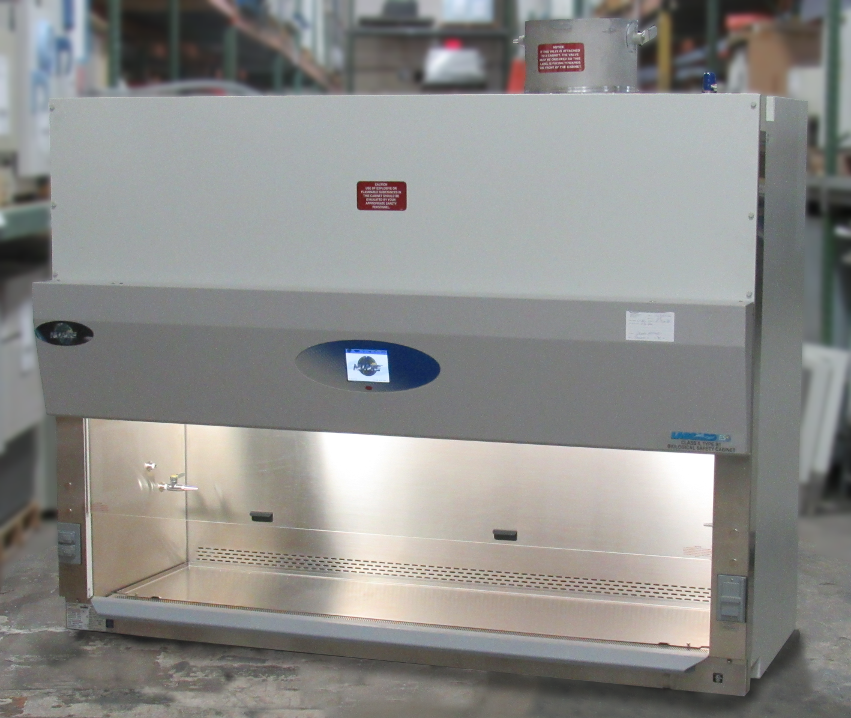 NuAire NU-S427-600 6' Biological Safety Cabinet with Stand