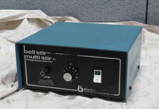 Bell Four Location Magnetic Stirrer