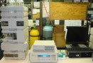Agilent 1100 HPLC System with Fluorscence Detector
