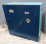 Justrite Safety 25703 Storage Cabinet for Acids and Corrosives