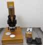 Velmex Unislide Motorized Microscope with Foot Petal Control