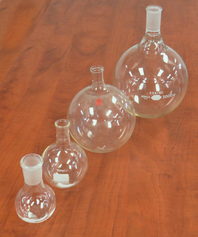 Round Bottom Flasks Various Sizes and Types