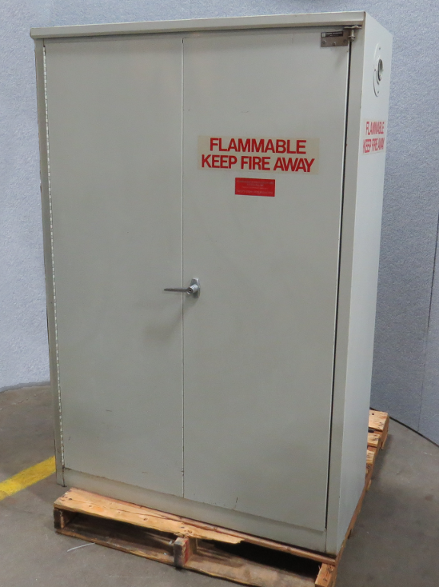 Fisher Scientific Flammable Cabinet