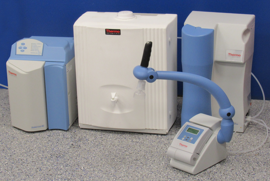 Water Purification Thermo Scientific Barnstead Ro And